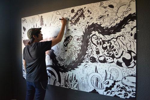 40 Spectacular Graffiti Arts Web Amp Graphic Design Bashooka