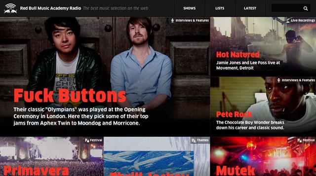 Red Bull Music Academy Radio