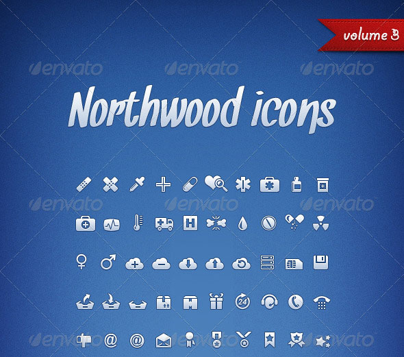 Northwood Icons Volume 3