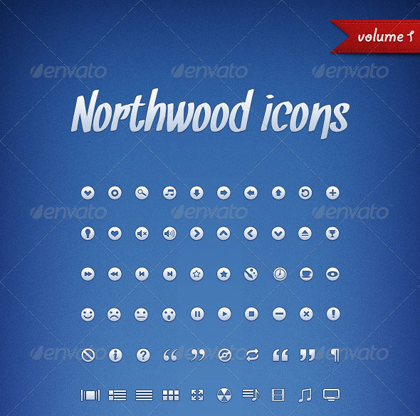 Northwood Icons Volume 1