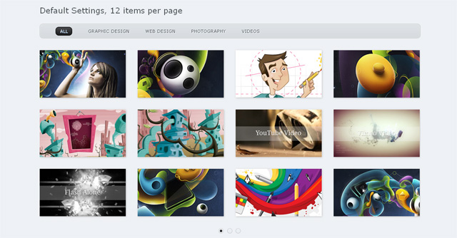 9 Useful jQuery Plugins For Reorganising And Filtering – Bashooka
