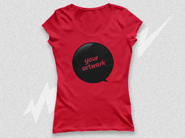 ladies-t-shirt-mockup