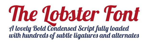 lobster-font-6