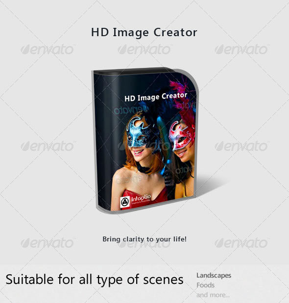 HD Image Creator Actions