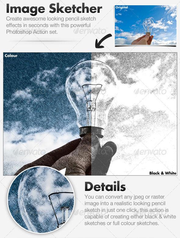 Image Sketcher - Convert Image to Sketch