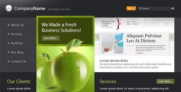 Businessus   Portfolio + Blog