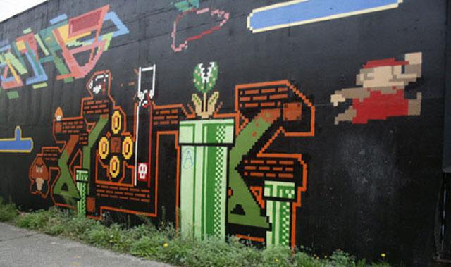 40 Spectacular Graffiti Arts