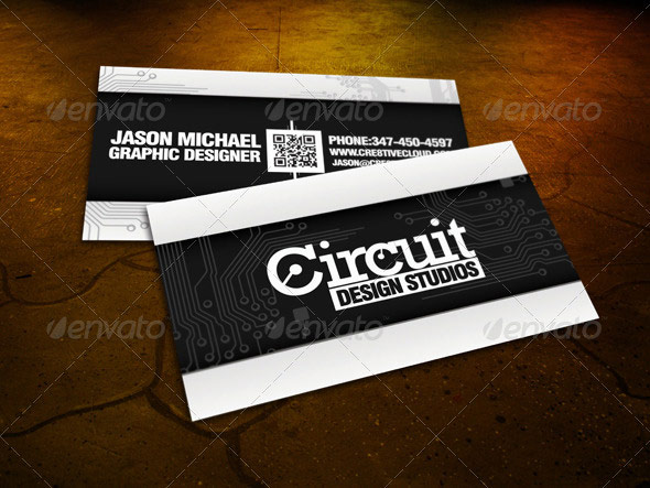 The Circuit Business Card