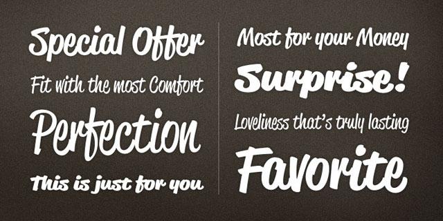 14 Excellent Free Script Fonts Bashooka