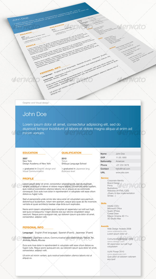 Resume template completely free custom writing at wwwalabrisacom for Completely free resume templates