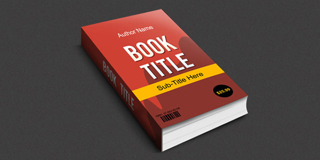 D Book Cover Template Psd : Free psd mock up templates web graphic design