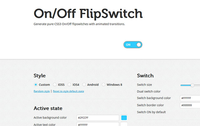 switch-css3