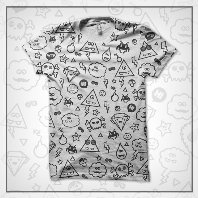 white t shirt design ideas 44 cool t shirt design ideas web graphic - T Shirts Design Ideas