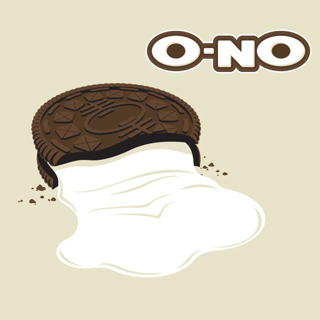 t-shirt - O-NO!