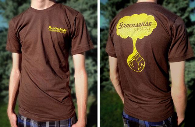 Greensense T-shirt