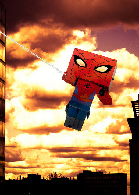 the amazing spidermanbo