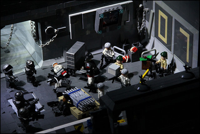 Smugglers Headquarter
