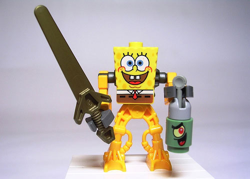 The return of SpongeBob