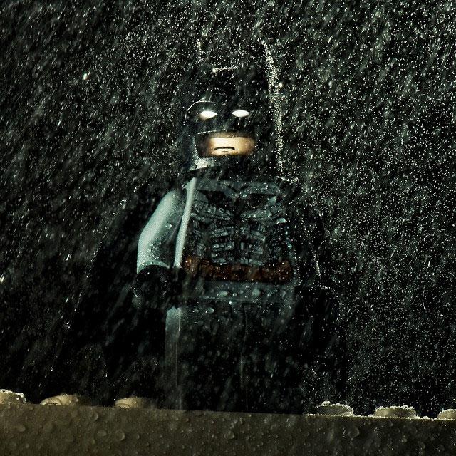 Batman: The Dark Knight by Jarod