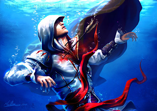 assassins creed: Ezio Auditore