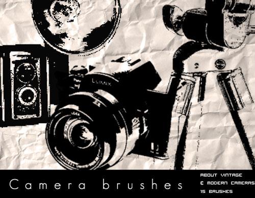 Camera Brushes