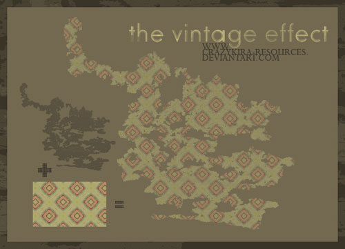 The Vintage Effect-brushes