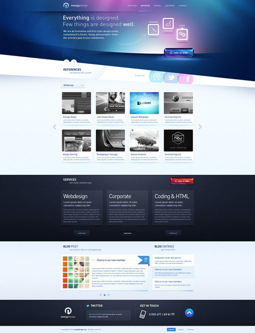 energydesign Portfolio - Sold