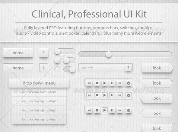 Clinic UI Kit