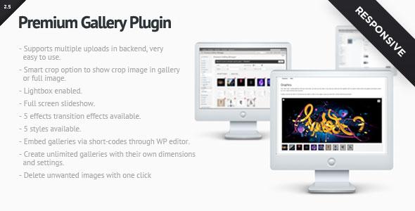 Premium Gallery Manager