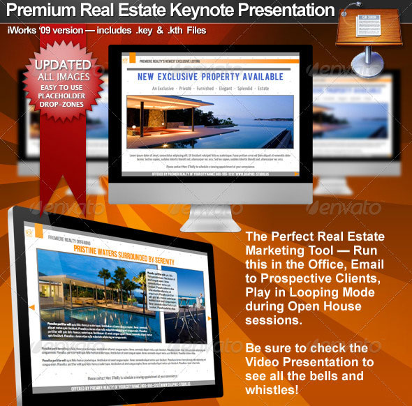 Premium Real Estate - Keynote Presentation