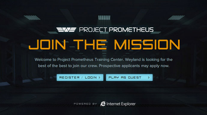 Project Prometheus Training Center