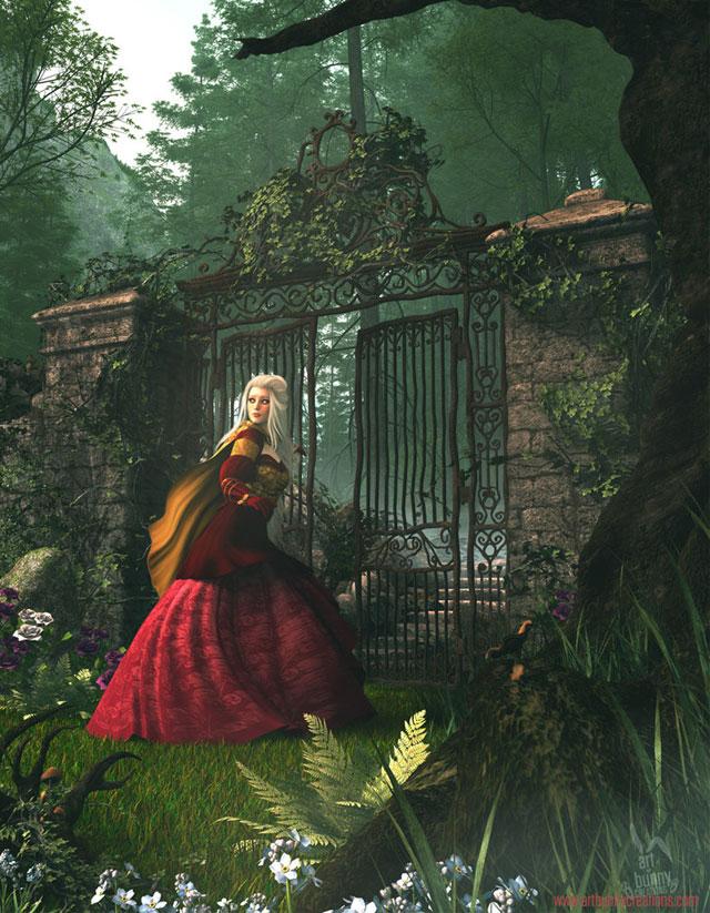 Enter the Gate