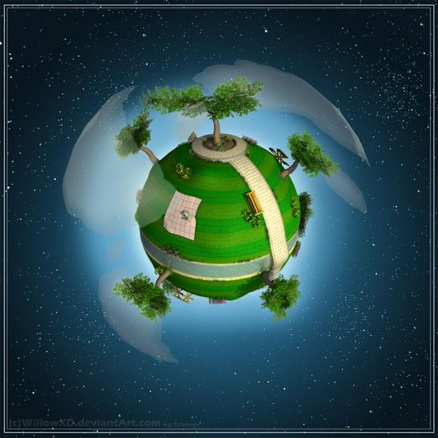 Garden Planet