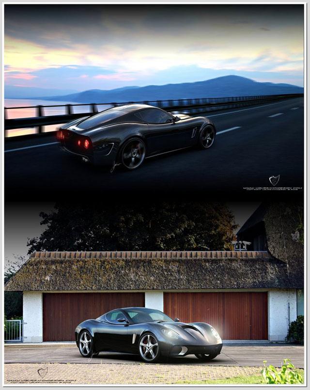 USD GT-S Passionata concept 2
