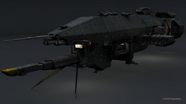 B5 Warlock Destroyer WIP 24