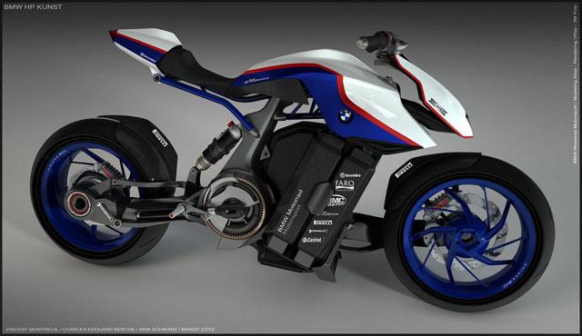 BMW HP KUNST - Motorsport