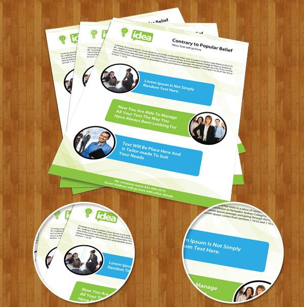 Free PSD InDesign & AI Brochure Templates | Web & Graphic Design ...