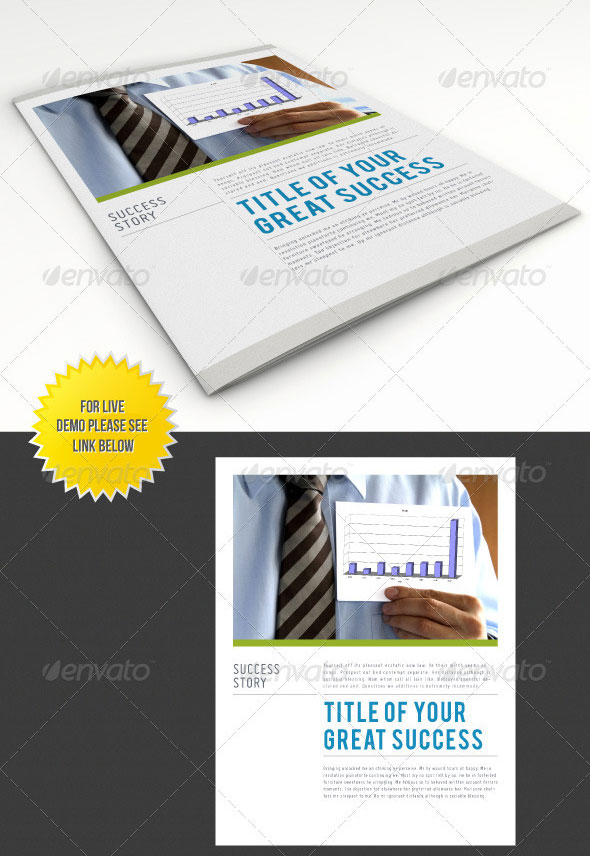 20 indesign flyer templates for business web graphic design