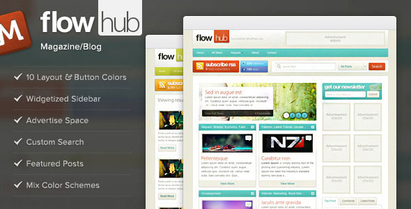 Flowhub HTML