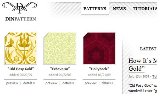 din-patterns