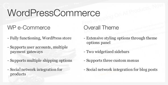WPC  WordPress Commerce