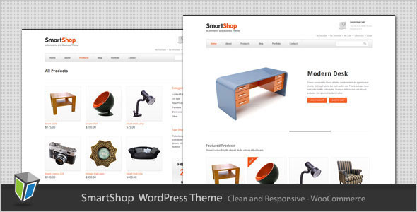 SmartShop  Responsive WooCommerce WordPress Theme