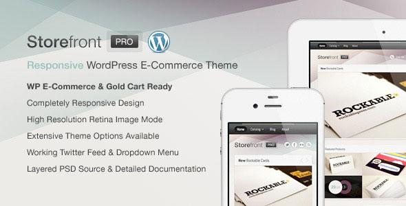 Storefront Pro for WordPress eCommerce