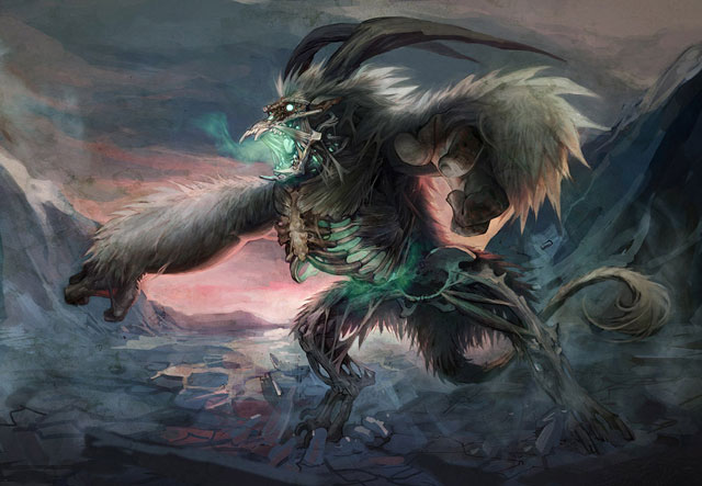 25 Super Amazing Digital Drawings Of Fantasy Creatures ... - photo#20