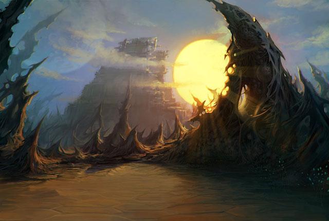 Ruins - Art RPG Location