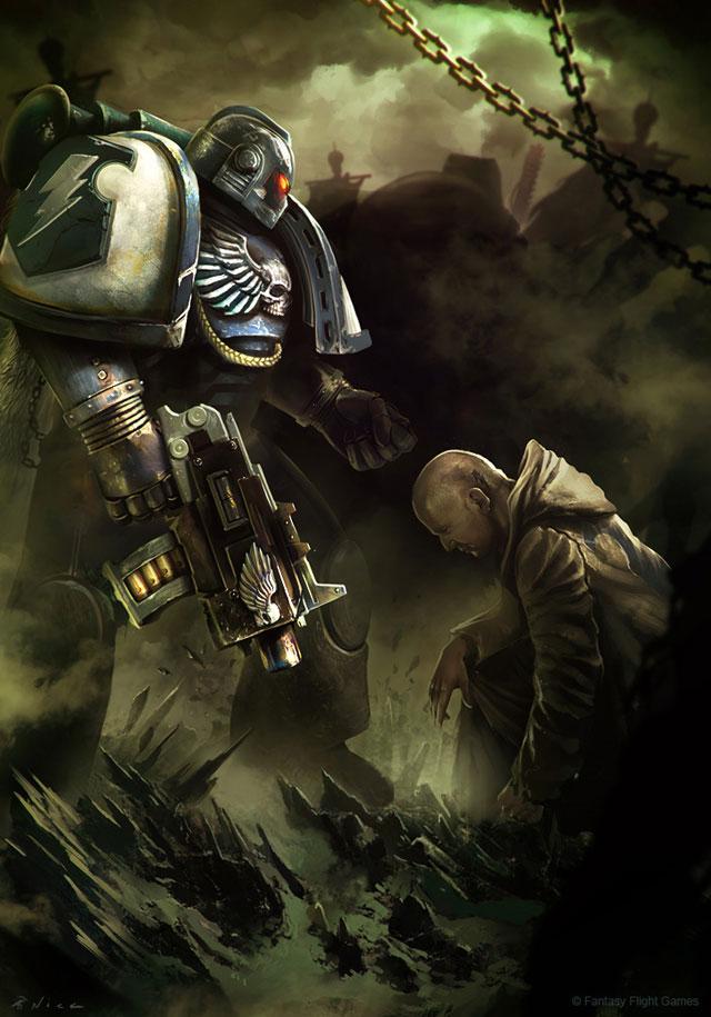 Warhammer 40k - Chapter Serf