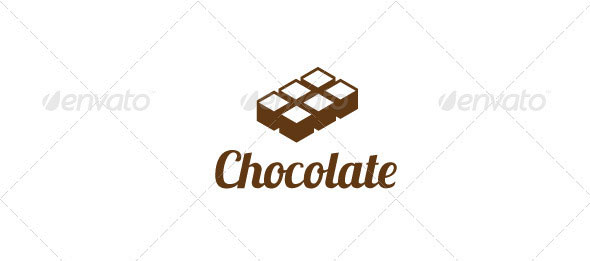 Chocolate Logo Templates