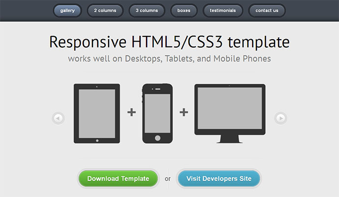 35 free high quality html5 responsive website templates