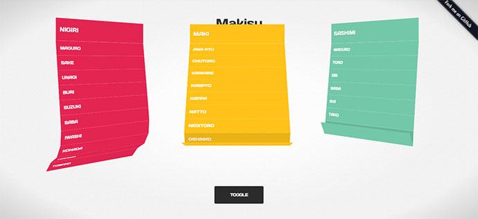 16 Cool jQuery 3D Effect Plugins – Bashooka