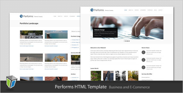50 powerful minimalist website templates web graphic design performs business and ecommerce html template wajeb Images